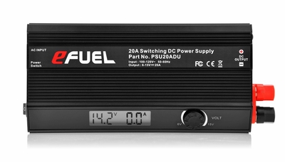 SkyRC eFuel 20a Switching DC Power Supply PSU20ADU