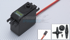 Solar Servo D226 0.17@6.0v Digital 43g  w/ Bonus  Gear  while supplies last