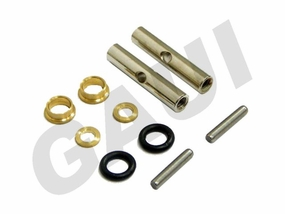 Spindle shafts Pack for SSD Main Rotor Yoke GauiParts-203849