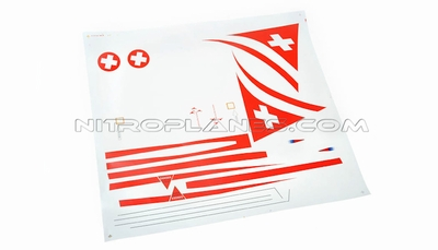 Sticker (Red) 93A05-16-RED