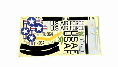 Stickers 93A328-18-Silver