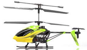 Syma S32 Lightning RC 3 Channel Helicopter 2.4Ghz (Green) RC Remote Control Radio