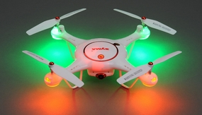 Syma X5UC Hover Camera w/ 4GB SD Card 2.4G 6-axis Gyro Quadcopter Ready to Fly