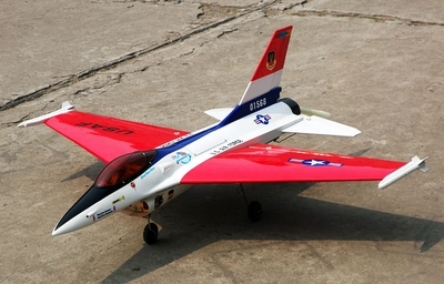"""T-Model ARF Brushless Electric Jet w/ 41"""" Wing!"""