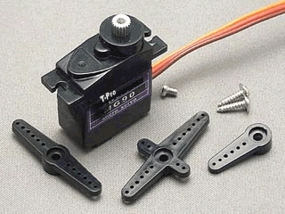 T-Pro MG90 9G Metal Gear Servo Servo-MG90