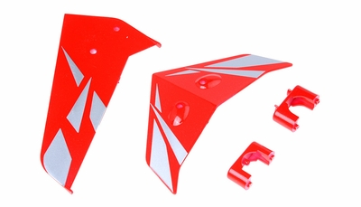 Tail decorate blades 56P-S033G-12-Red
