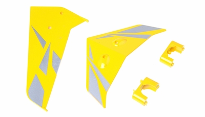 Tail decorate blades 56P-S033G-12-Yellow