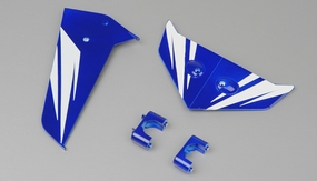 Tail decorate blades (Blue) 56P-S33-11-Blue-II