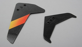 Tail Fin for U12A 28P-U12A-TailFin