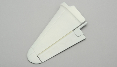 Tail Wing Left-light Grey 95A305-04-TailWingLeft-light-Grey