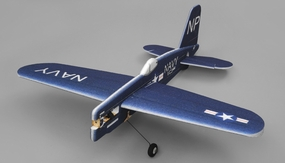 Tech One Hobby RC Plane F4U Aerobatic 3D Warbird 4 Channel Kit RC Remote Control Radio