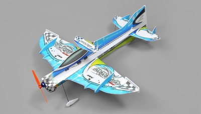 Tech One RC 4 Channel Mini Apollo Depron RC Airplane Kit Version RC Remote Control Radio