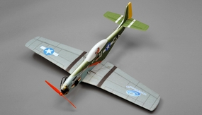Tech One RC 4 Channel P51  EPP ARF Version Plane kit + T2208 motor + ESC + servo + propeller RC Remote Control Radio