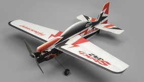 Tech One Sbach 342 1100mm Wingspan RC Plane 4 Channel EPPARF RC Remote Control Radio