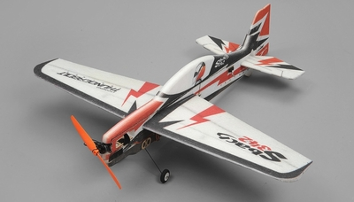 Tech One Sbach 342 900mm Wingspan RC 4 Channel EPP ARF Plane RC Remote Control Radio