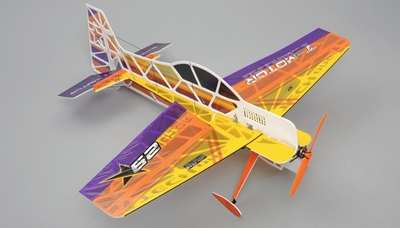 TechOne SU29 4 Channel RC Depron Plane Kit w/ Motor RC Remote Control Radio