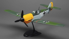 Tex RC  Mini Warbird BF109 4 Channel Ready to Fly 2.4ghz Wingspan 650mm RC Remote Control Radio