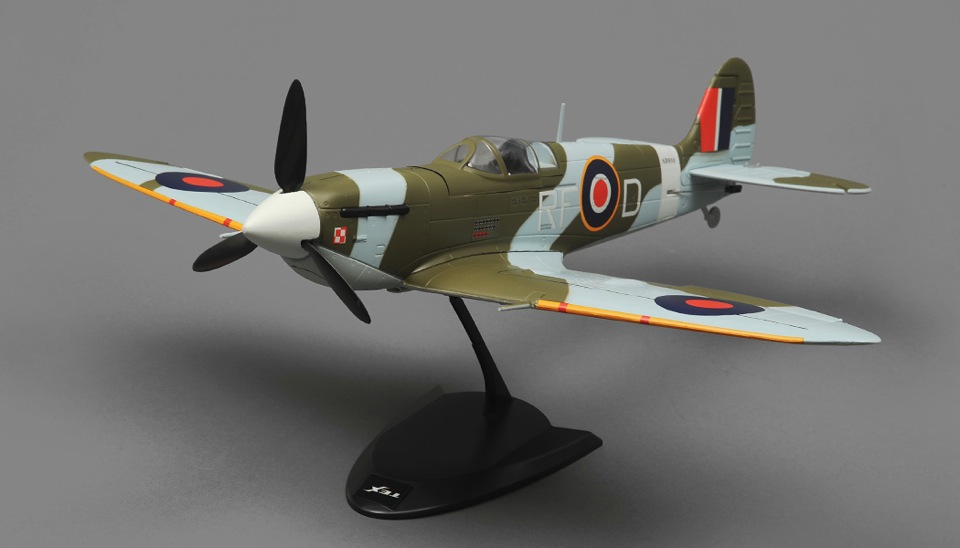Tex RC Spitfire Mini Warbird 4 Channel Almost Ready to Fly