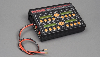 Thunder T6 320W Quad Charger