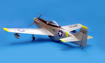 "U.S. Air Force P-51D Mustang 140 - 71.5"" Nitro Gas ARF RC Radio Remote Controlled CMPro Plane CMP-045-Gas-Mustang140"