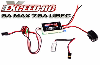 UBEC-5A-HV (High Voltage Ultimate BEC) 07E32-ExceedRC_UBEC-5A