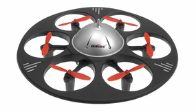 UDI RC U845 Voyager 6 2.4GHz 6 Axis Gyro Drone with HD Camera RTF Hexacopter