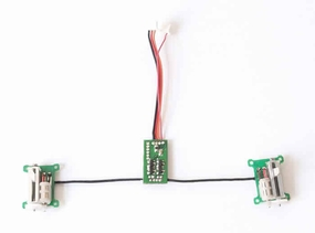 Ultra Micro Linear Servo (V-Tail Function)