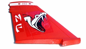 V Tail Right Parts-ExceedF18_06A05-09-Vtail-R-RedViper