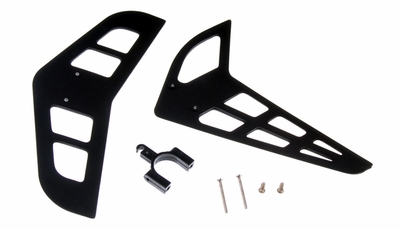 Vertical and horizontal tail blade set 60P-ERZ-022