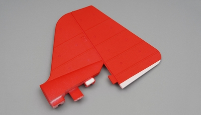 Vertical stabilizer(red) 60P-Pitts-05-red