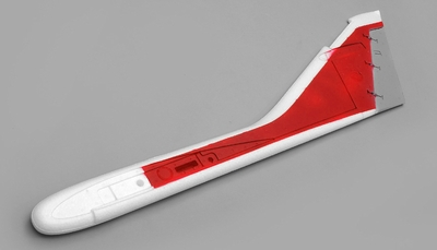 Vertical Tail (Right) 36A20-04-RED