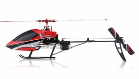Walkera HM V120D02 Smallest Flybarless 2.4Ghz ARF RX Helicopter w/ Auto Stabilizing Gyro RC Remote Control Radio