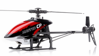 Walkera Master CP 6 Channel RC Helicopter Ready to Bind Helicopter RC Remote Control Radio