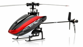 Walkera Mini CP 6 Channel RC Helicopter RTF w/ Devo 10 RC Remote Control Radio