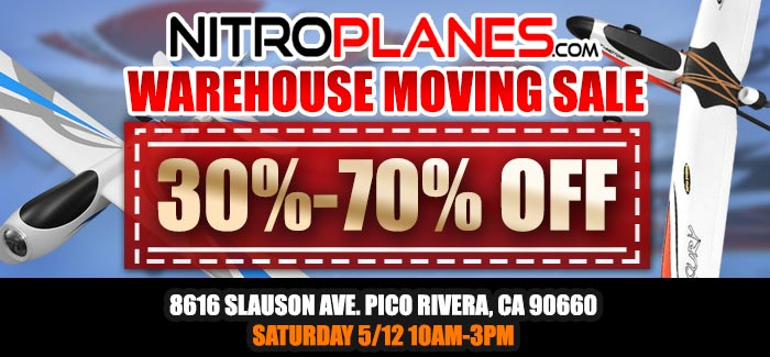 Warehouse Moving Sales