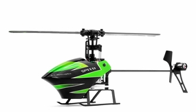 WL Toy Sky Dancer V955 Flybarless 4 Channel RC Helicopter Ready to Fly 2.4ghz RC Remote Control Radio