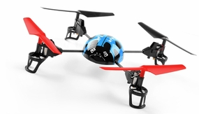 WL Toys RC Beetle V929 Quadcopter 4 Channel 2.4Ghz (Blue) RC Drone RC Remote Control Radio