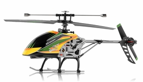 WL Toys Sky Dancer V912 4 Channel Fixed Pitch RC Helicopter Ready to Fly RC Remote Control Radio