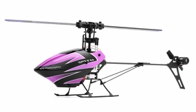 WL Toys Super Voyager V944 Flybarless Micro RC Helicopter Ready to Fly 4 Channel 2.4ghz RC Remote Control Radio