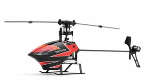 WL Toys V933 CCPM 6 Channel Flybarless Helicopter Ready to Fly 2.4ghz (Orange) RC Remote Control Radio