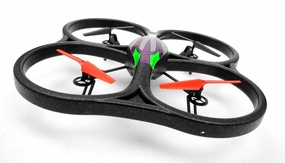 WLtoys V333  2.4G 6 Axis RC Quadcopter RTF w/ Build in Camera (Green) RC Remote Control Radio