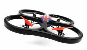 WLtoys V333 Mode 2.4G 6 Axis RC Quadcopter RTF w/ Build in Camera (Red) RC Remote Control Radio