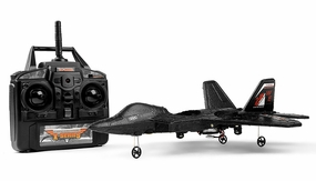 XINXUN X-31 2.4GHz Radio Control 4.5-channel Spacecraft F-22 Stealth Fighter RC Remote Control Radio