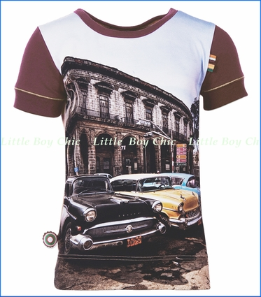 4 Funky Flavours, Cadillac Interlude Tee