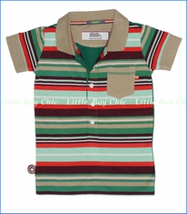 4 Funky Flavours, Music Inside Polo Shirt
