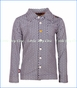 4 Funky Flavours, Personal Space Buttoned Shirt in Metallic