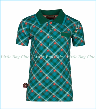 4 Funky Flavours, Raging Jersey Polo