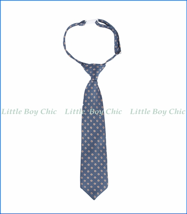 Andy & Evan, Polka Dot Tie in Blue