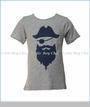 Appaman, Blackbeard T-Shirt in Heather Mist