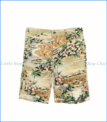 Appaman, Coastal Print Shorts in Island Life